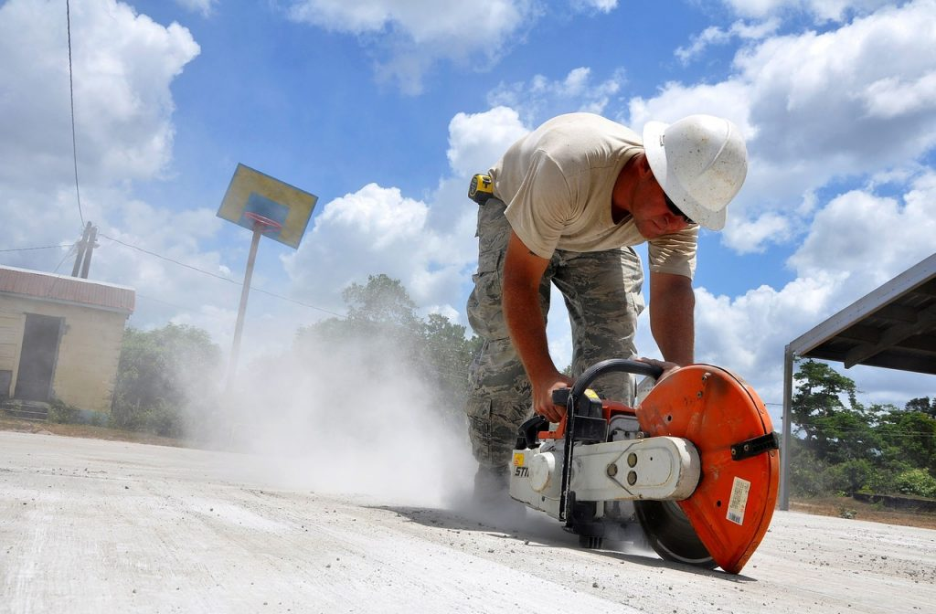 Maszyny do cięcia betonu