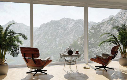 Zalety mieszkania w górach