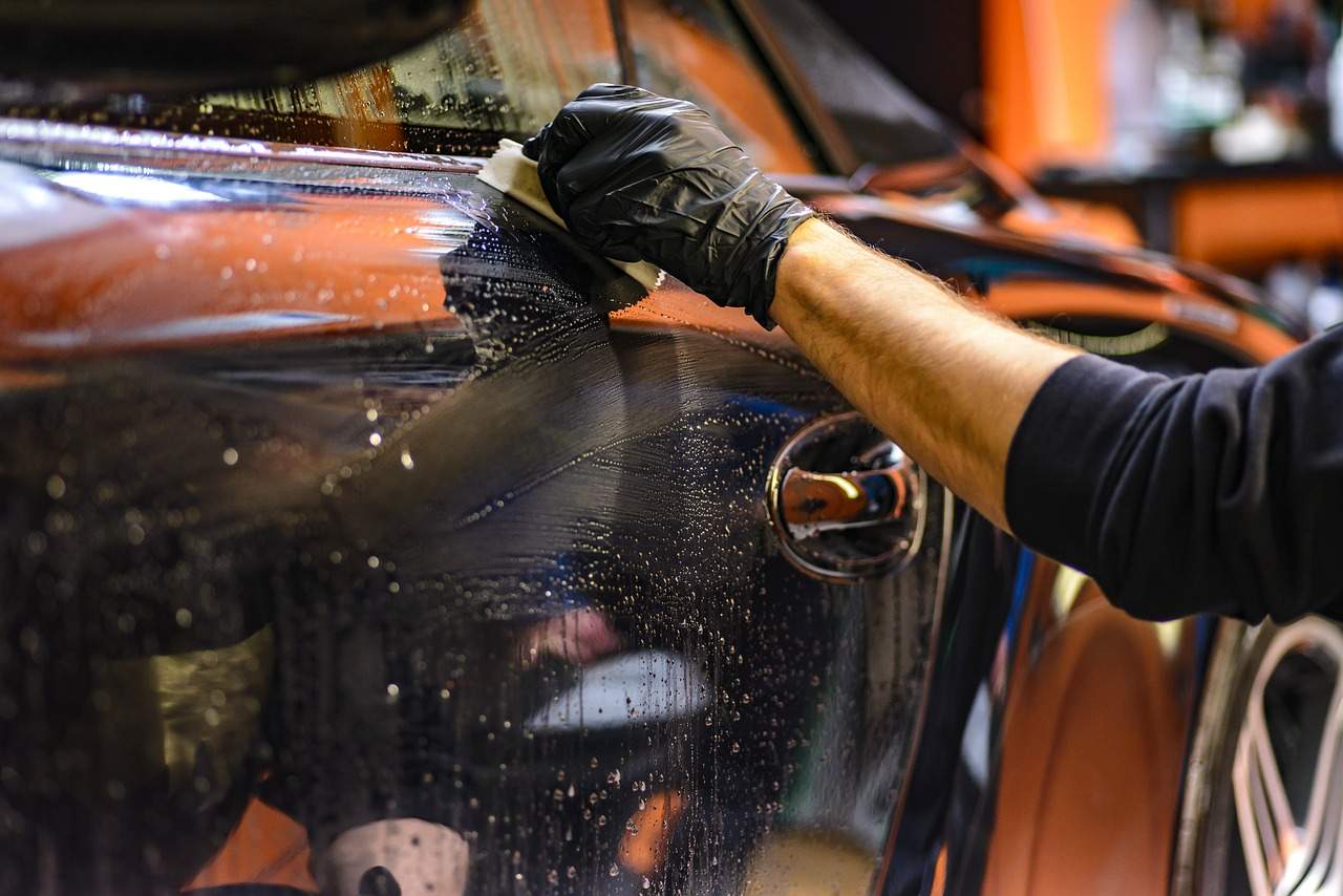 Wybierz dobry wosk samochodowy