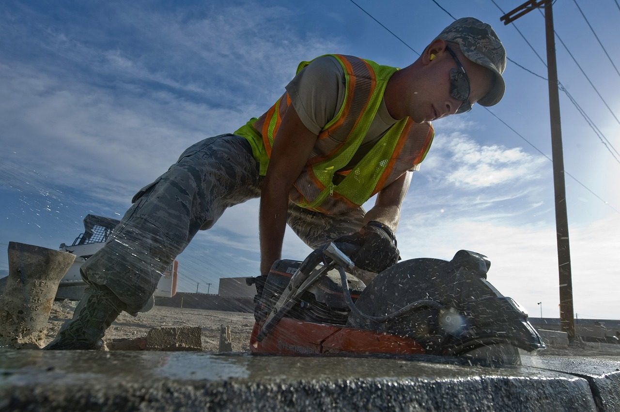 Wysokie właściwości użytkowe betonu towarowego