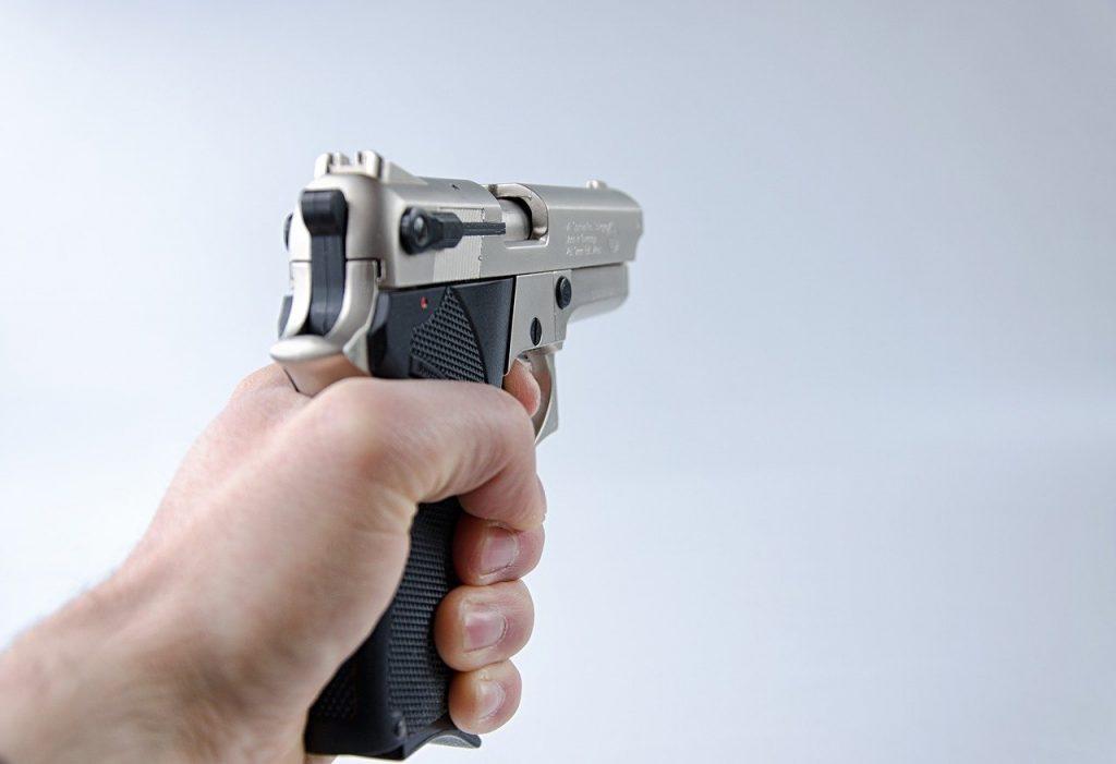 Broń bez zezwolenia
