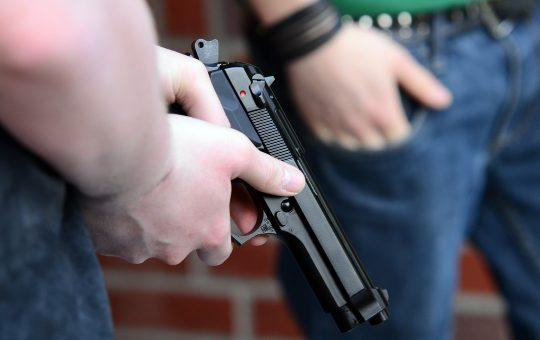 Jak używać pistoletu gazowego?